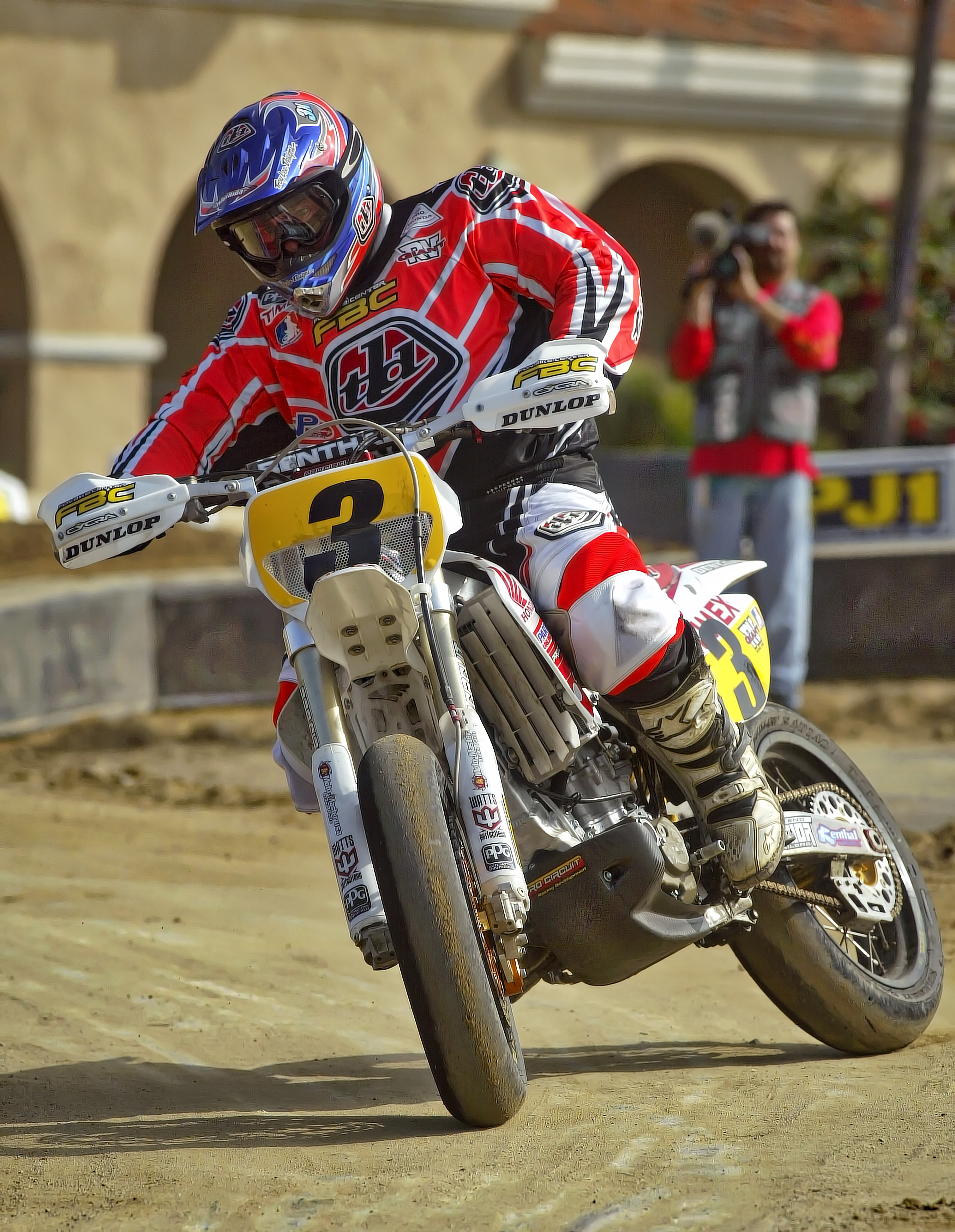 Jeff Ward - MX superstar